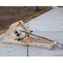 The Skein of Pain - AKA Mangonel - Torsion Catapult