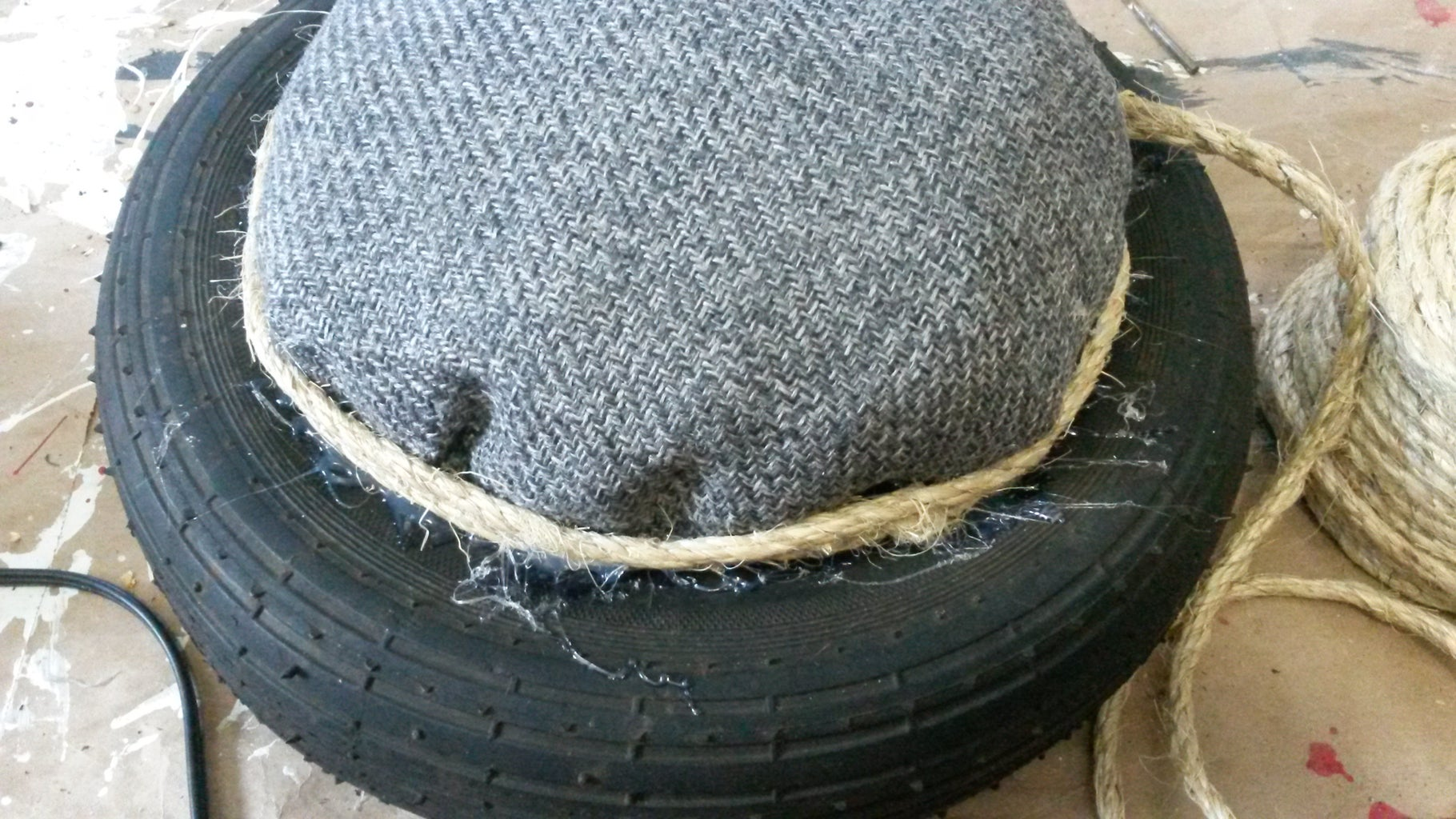 The 2nd Tire . . .