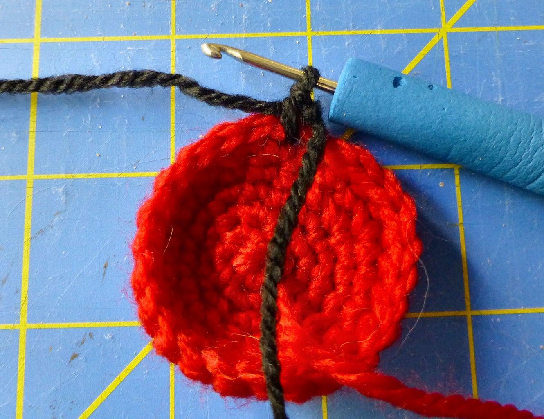 Crochet Two Half Spheres