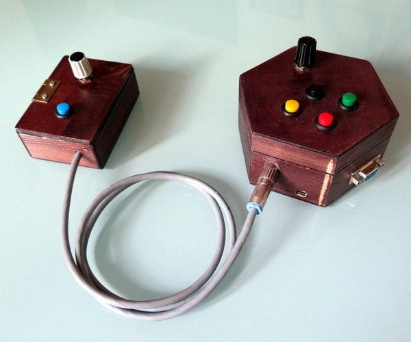 Arduino VGA Game Console