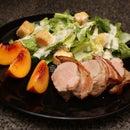 Boneless Pork Loin With Bacon Lattice