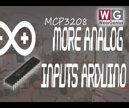 More Analog Inputs on Arduino
