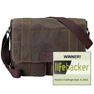 Modify Your Messenger Bag