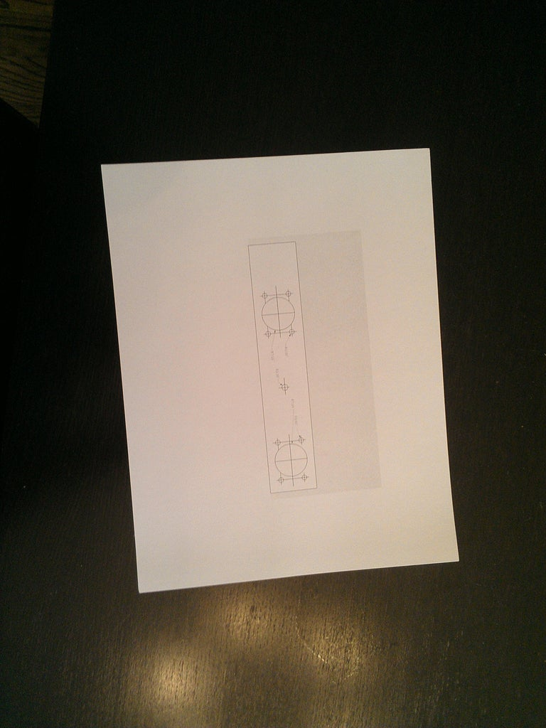 Print the Projection