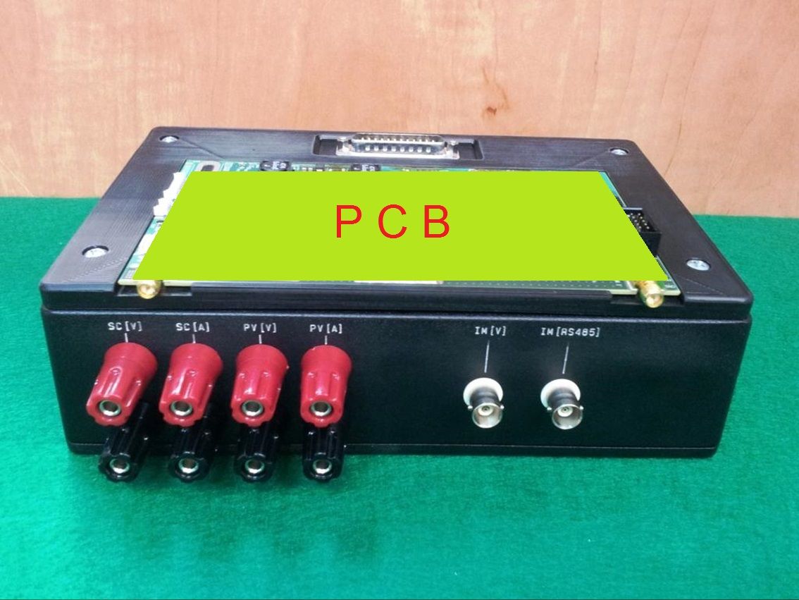 CNC - Electronic Board Tester