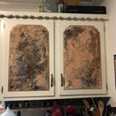 Epoxy Resin Old Cabinets Into Works of Art!