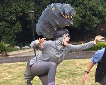 Indominus Rex in a Long Weekend