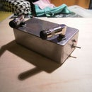DIY Stereo Condenser Microphone with Adjustable Toe-in/ Toe-out Angle