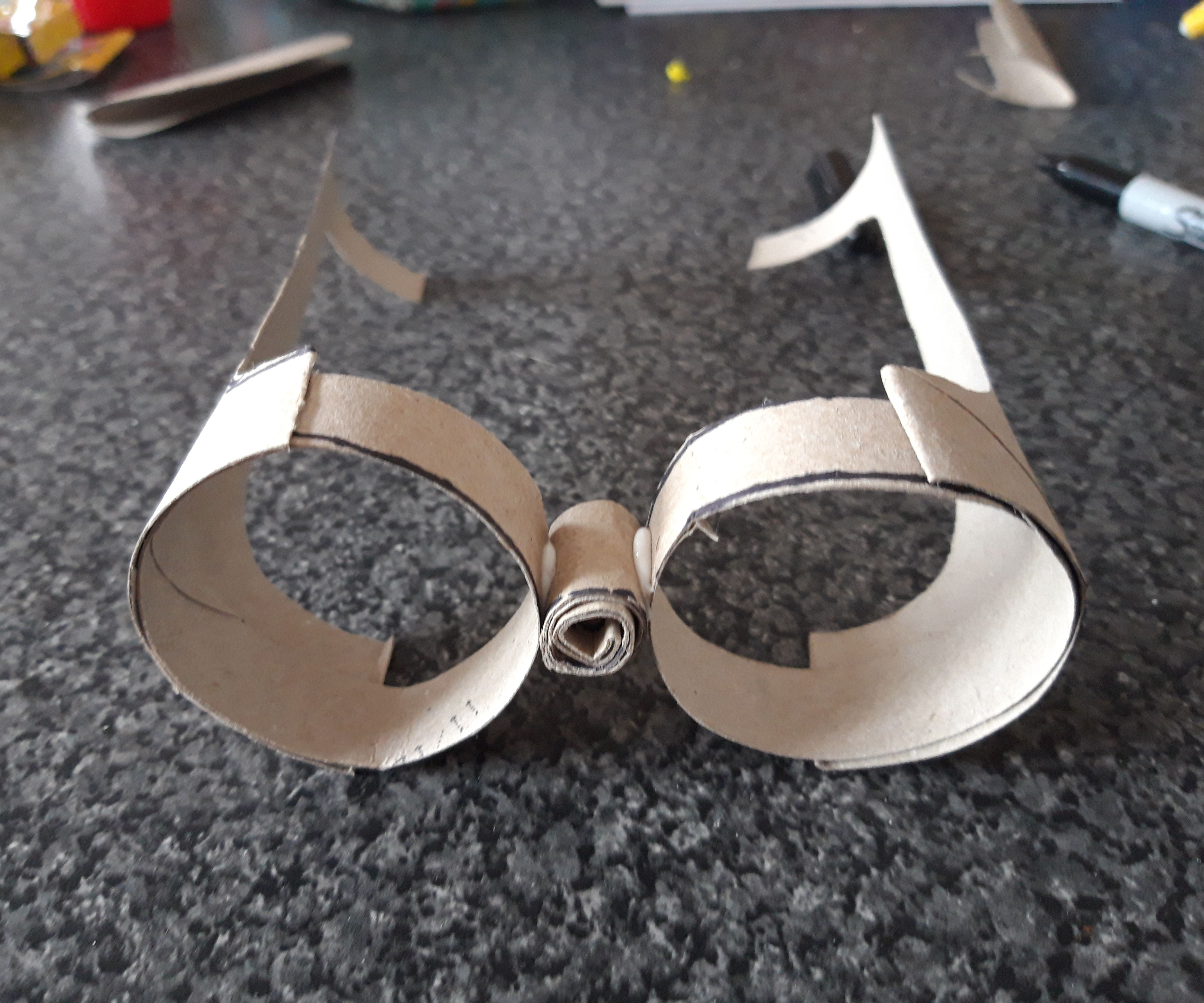 5 Minute Kithchen Roll Spectacles