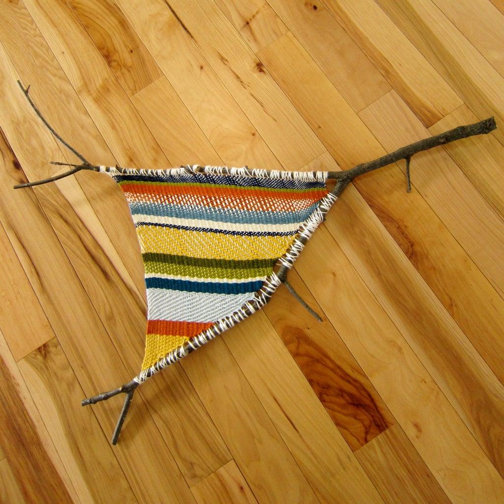 Branch Weaving