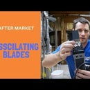 Oscillating Tool Blade Hack