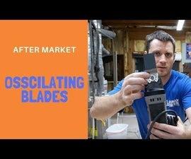 Oscillating Tool Blade Hack