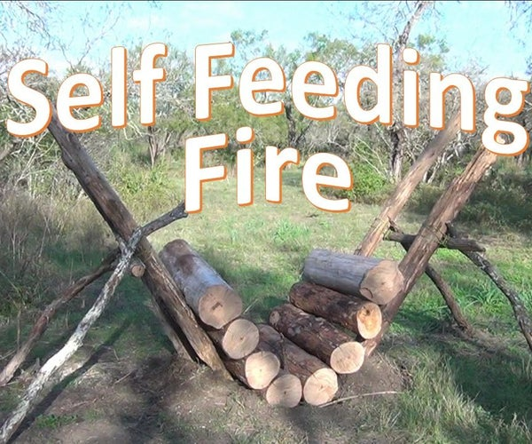 How to Build the Self Feeding Fire - All Night Fire