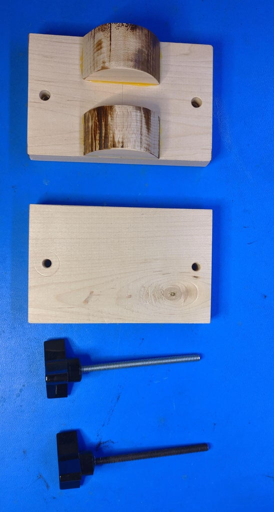 Construction of Chair Clamp