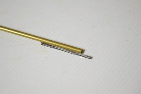 Tube and Screw for Sparkwheel