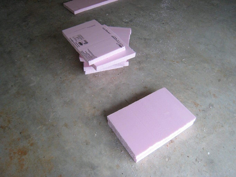 Yoshi Head (Cut Styrofoam)