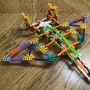 Knex Bombing Plane