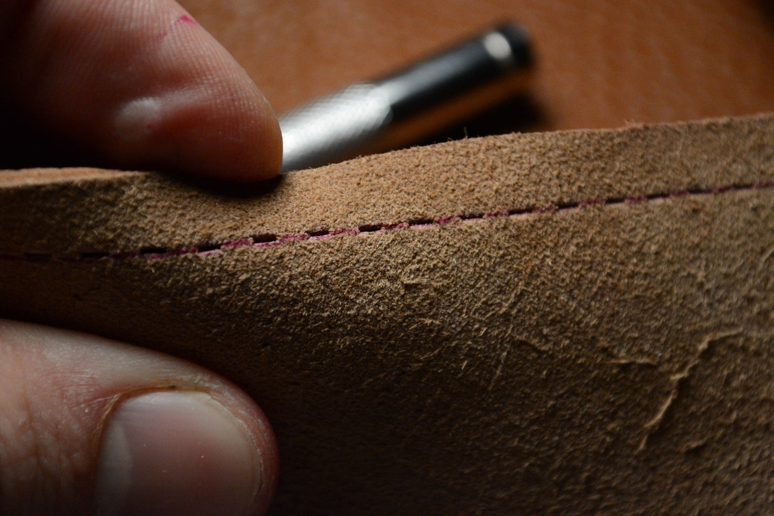 Cutting, Glueing and Sewing