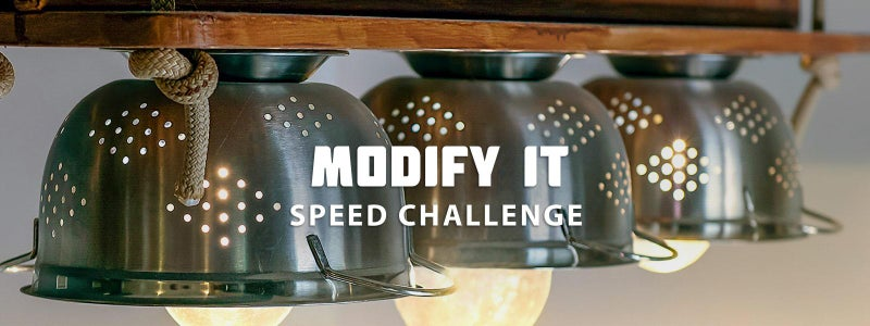 Modify It Speed Challenge