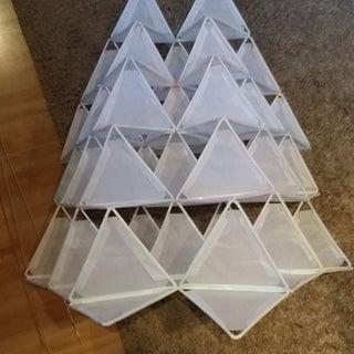 Bell Tetrahedral Kite