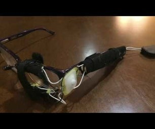 GRaCE- Glowing Removable and Clipable Eyewear