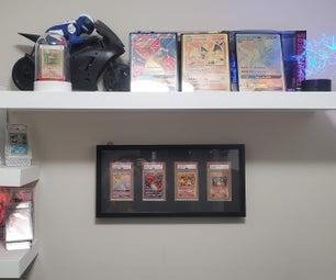 Graded Card PSA BGS Frame for Pokemon