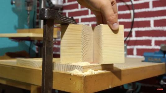 Cutting the Main Piece