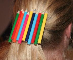 Pencil Hairclip