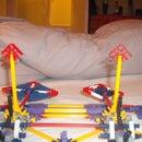 Knex Folding Target Range