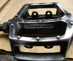 Re-Tread Your Slippery Pedals