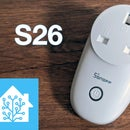 Home Automation Using the Sonoff S26 Smart Socket