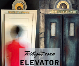 Twilight Zone Elevator Closet
