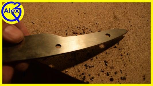 Enlarging the Holes