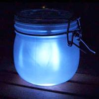 Homemade Sun Jar