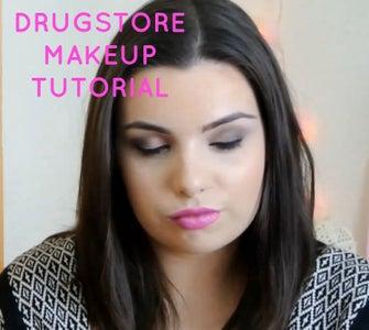 Drugstore Makeup Tutorial