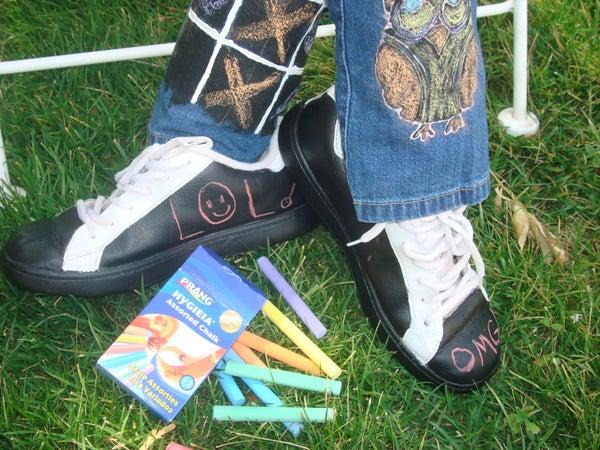 Chalk Board Jeans