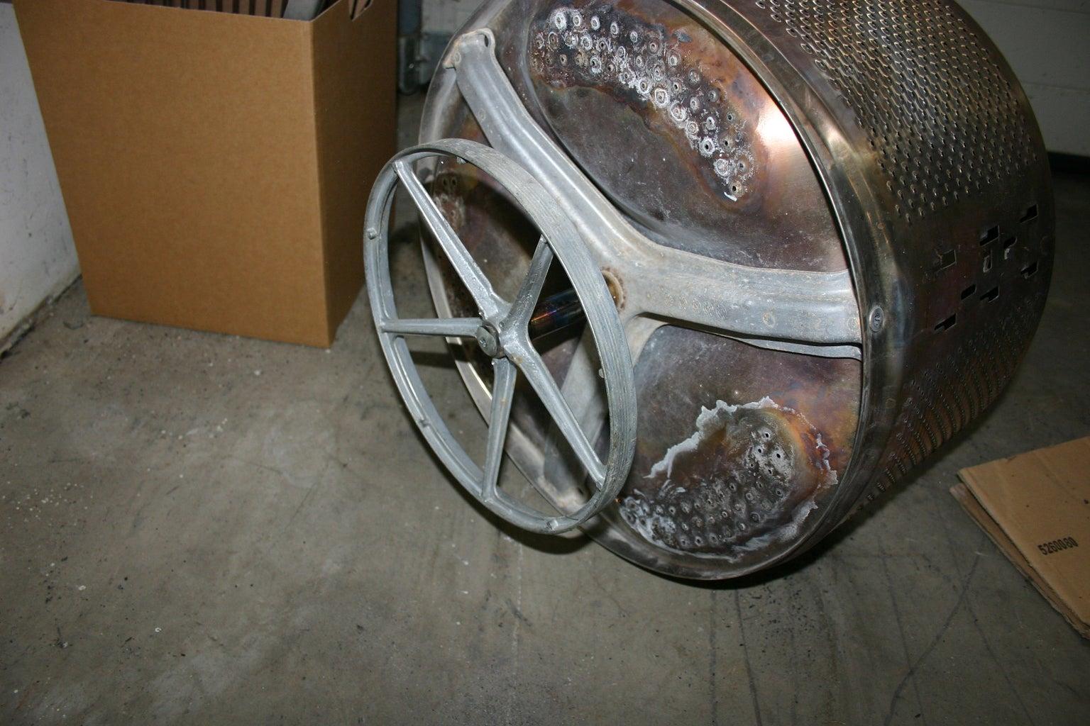 Flywheel Stand