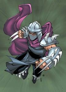 "How to Make a TMNT: ""Shredder"" Costume"
