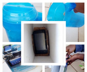 Interactive Sound in a Box/jar