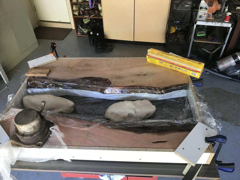 River Bed Mould