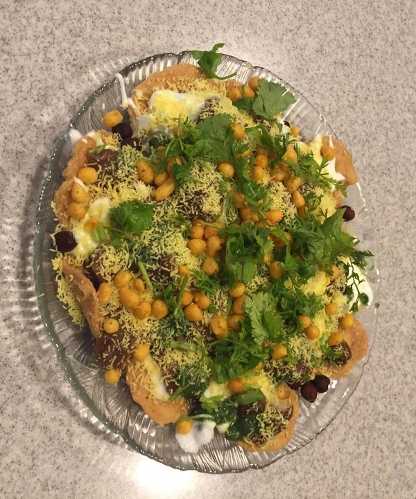How to Make Chaat Papdi