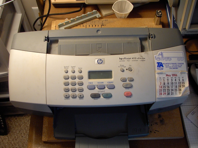 Printer's, Man I Hate Printers