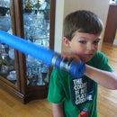 Make your own light-saber!