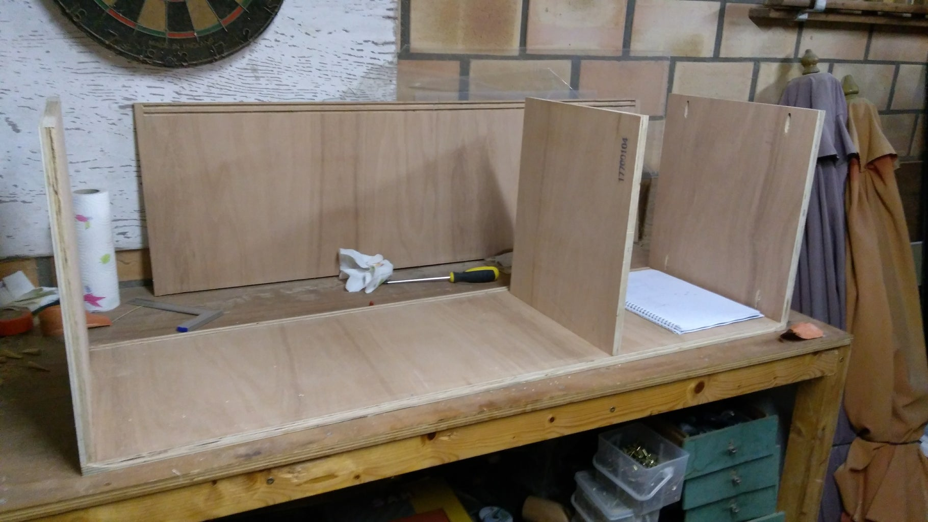 Assembling the Cabinet