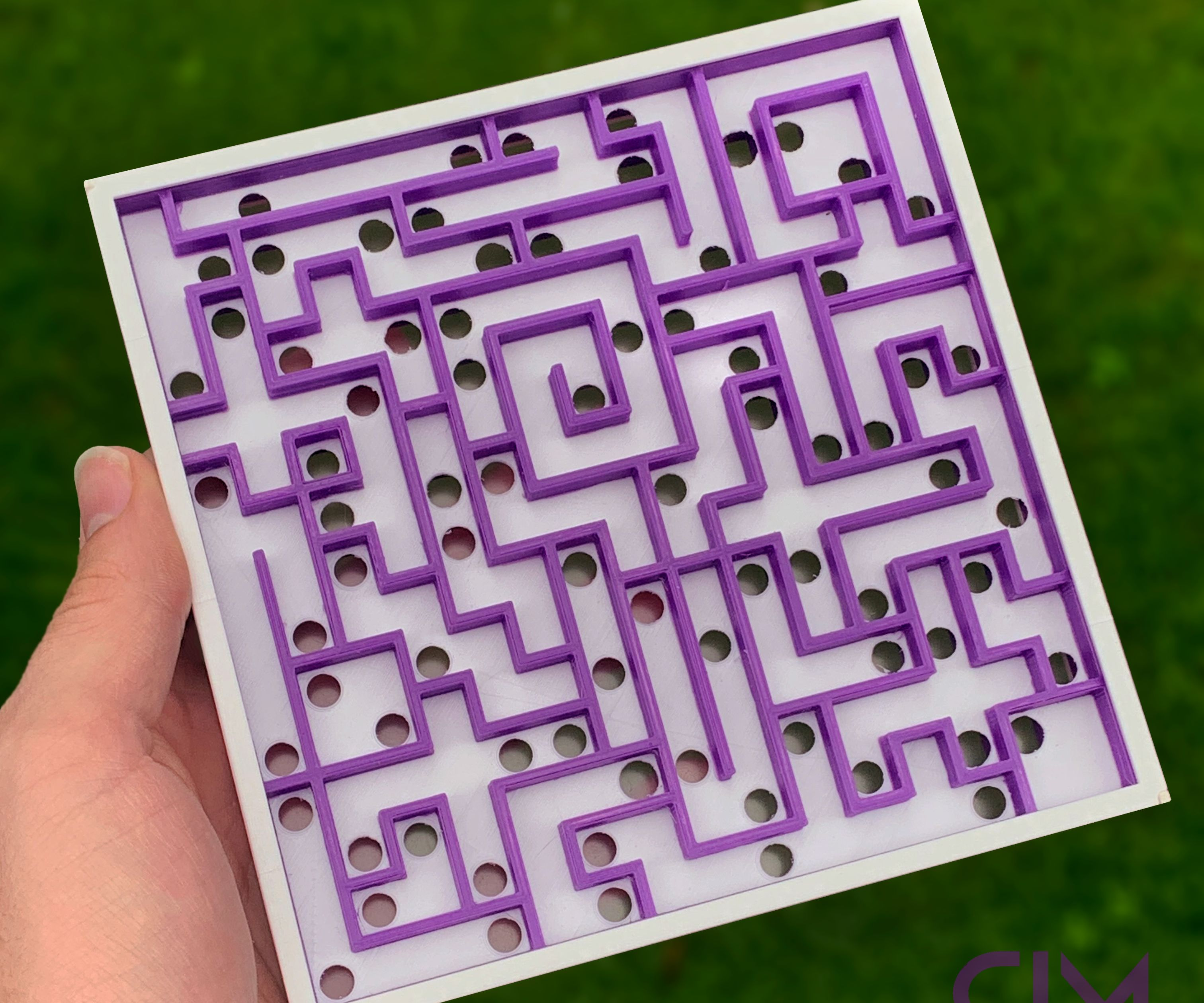 Three Dimensional Maze
