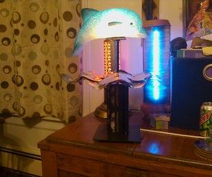 Recylced Lamp
