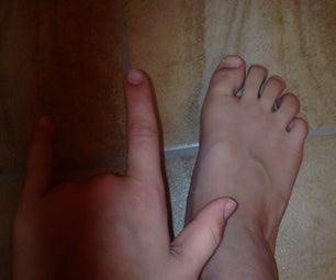 How to Cut Toe Nails LOL