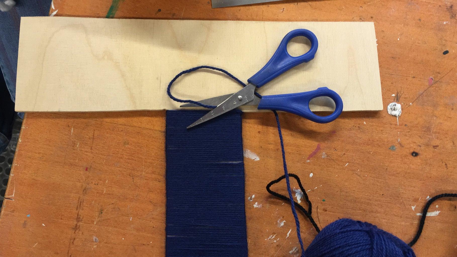 Glue the Yarn
