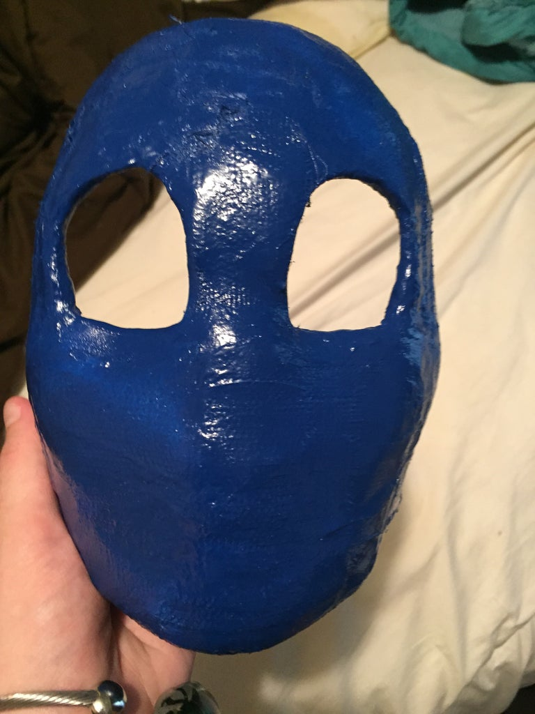 Coloring the Mask