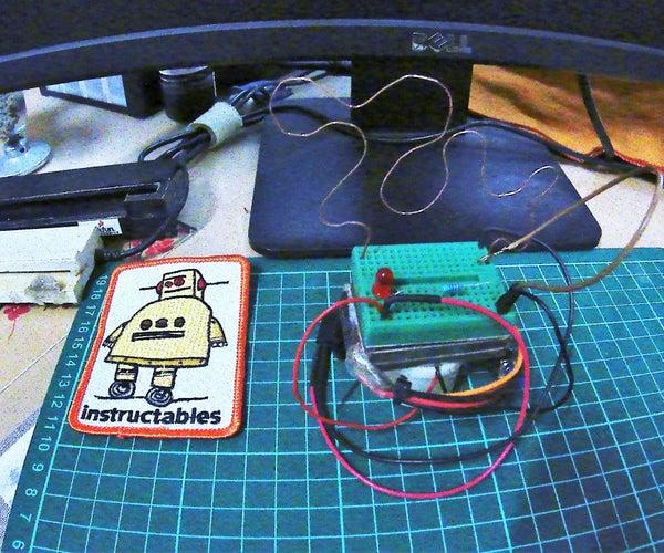 Mini Wire Loop Game